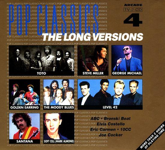 Pop Classics: The Long Versions, Vol. 4