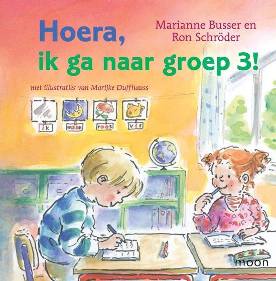 Wonderbaar bol.com | Hoera, ik ga naar groep 3!, Marianne Busser XU-85