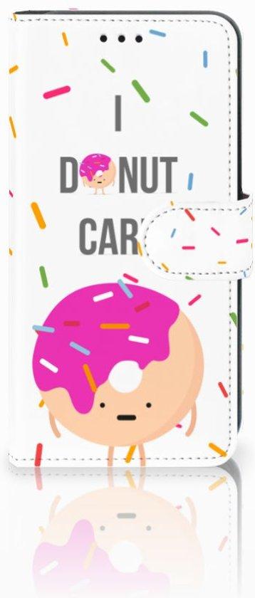 Xiaomi Mi A2 Lite Uniek Boekhoesje Donut