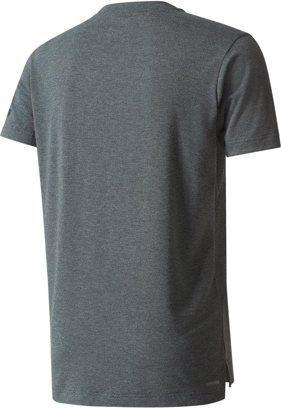 Adidas Freelift Prime Shirt Sportshirt Heren Grijs
