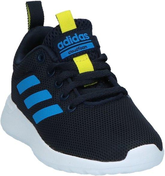 | adidas Lite Racer Kids Sneakers Schoenen blauw