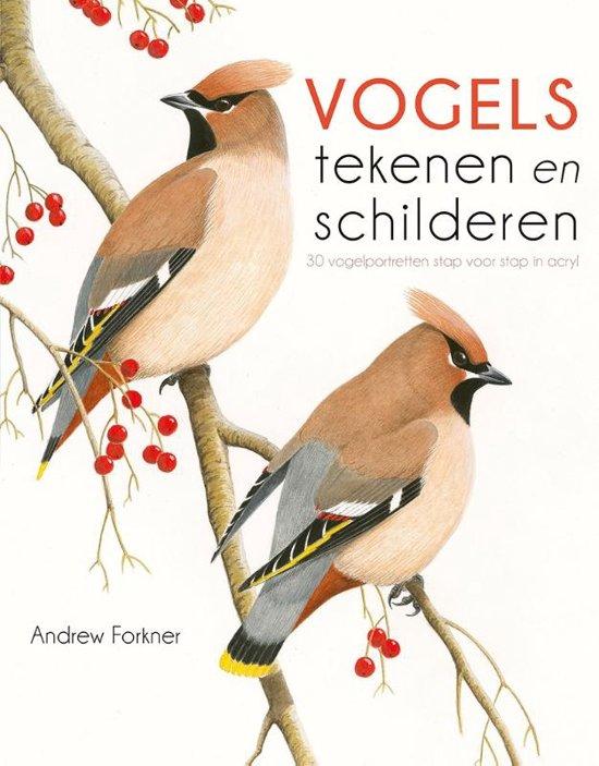 Bol Com Vogels Tekenen En Schilderen Andrew Forkner