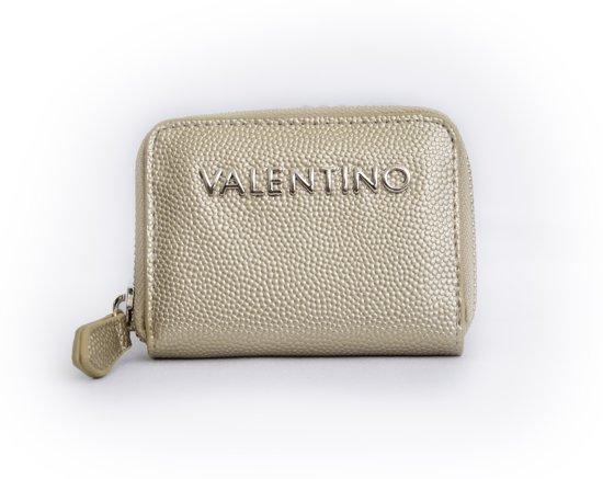 Valentino Dames Portemonnee Divina Coin Purse - Goud