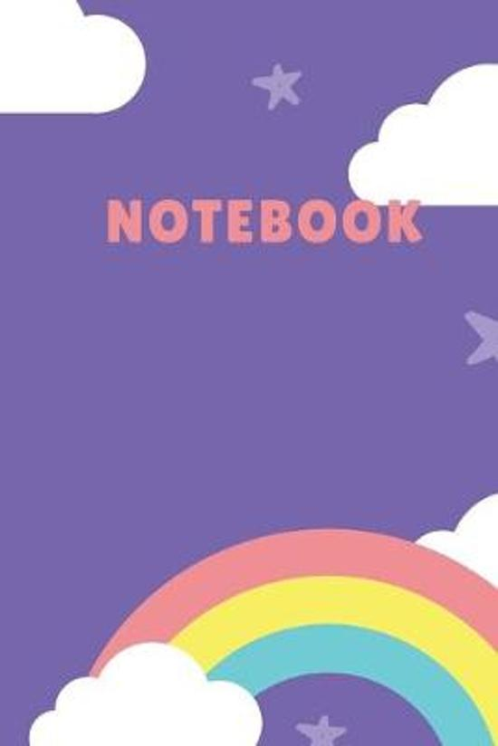 Notebook: 5 star Journal Notebook, 6'' x 9'' for Students, Kids & Teens for Writing and Records. Cool Diary. 120 white pages.