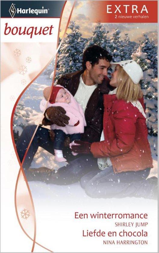 Bouquet Extra 308 - Een winterromance ; Liefde en chocola