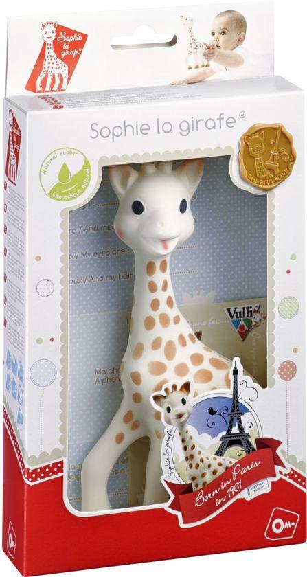Sophie de Giraf - Bijtspeeltje - in geschenkdoos