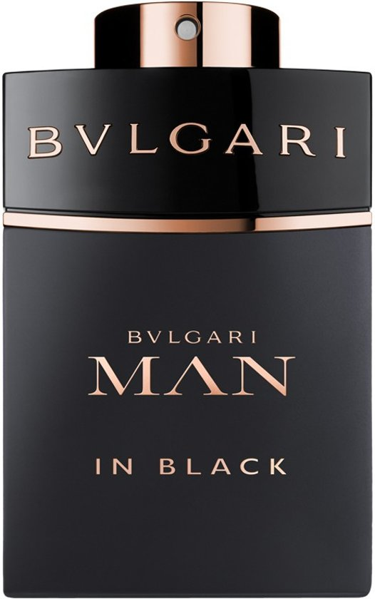 Bvlgari Man in Black 100 ml - Eau de Parfum - Herenparfum