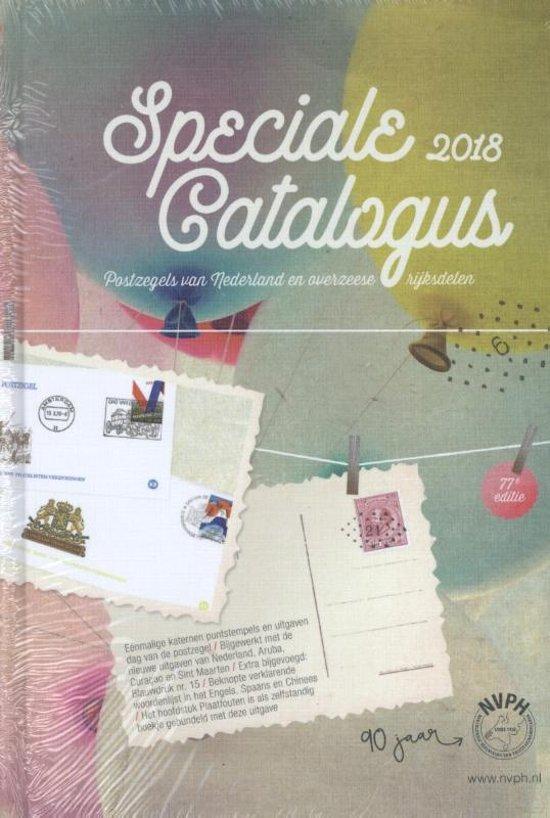 Speciale Catalogus 2018