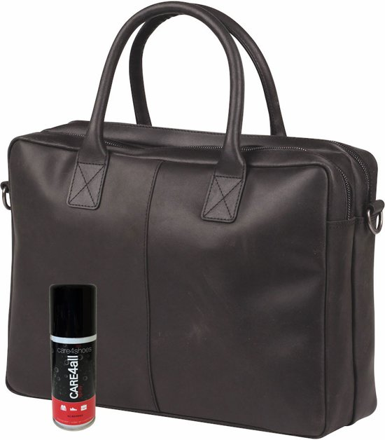 Business 17 Bundel Vintage Inch Taylor Spray Black Shoulderbag Burkely zfXxc