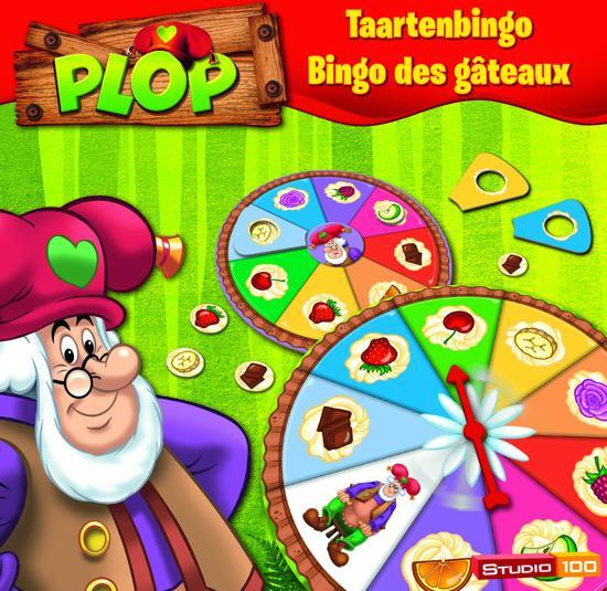 Kabouter Plop Spel - Taarten Bingo