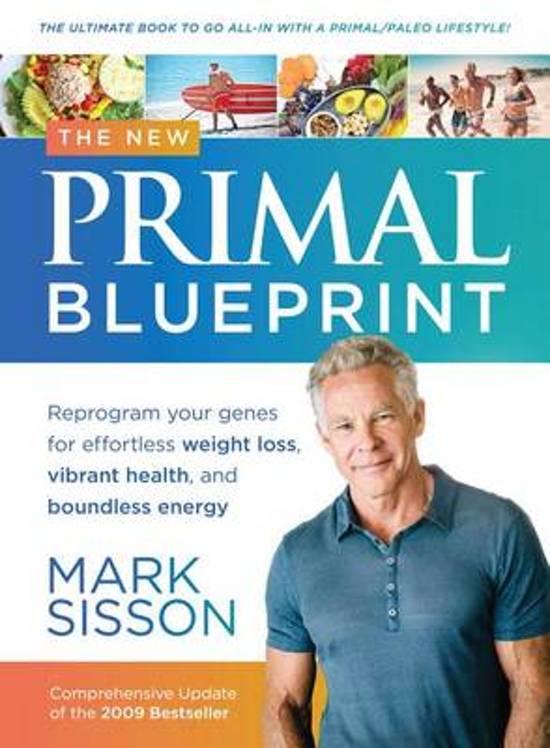 Bol the new primal blueprint mark sisson 9781939563309 boeken the new primal blueprint malvernweather Image collections