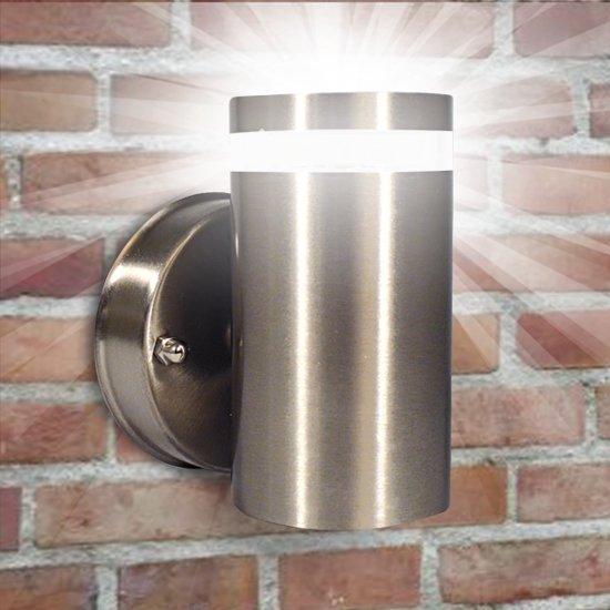 Wonderbaar bol.com   Buitenlamp LED RVS RD-28