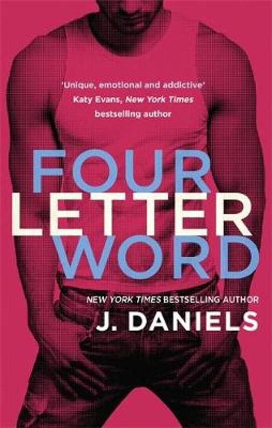 Bol Four Letter Word J Daniels 9780349411729 Boeken