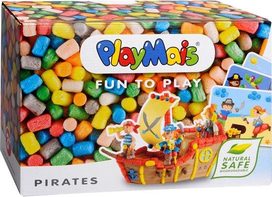 PlayMais Piraten Fun to play