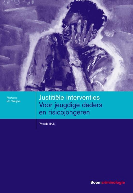 Boom studieboeken criminologie Justitiële interventies