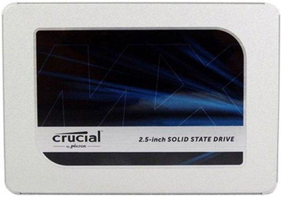 Crucial MX500 - Interne SSD - 1 TB