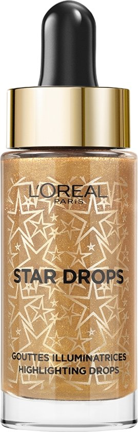 L'Oréal Paris Highlighter Drops - 01 Warm Gold