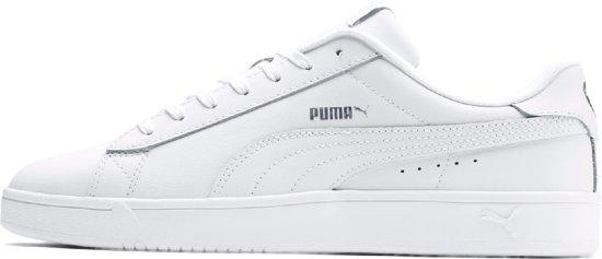 Breaker 44 White Maat Puma Court Derby L 5 Silver Sneakers Unisex Hq5czawxR