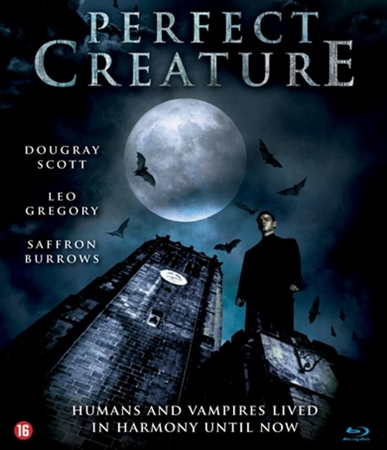 Cover van de film 'Perfect Creature'