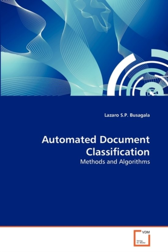 Automated Document Classification