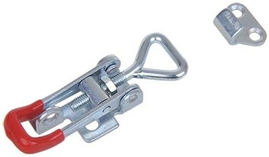 Proplus Spansluiting Verstelbaar 70-81 Mm Inclusief Tegenstuk Zilver