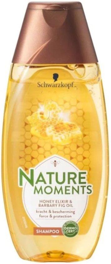 SK Nature Moments 250ml Shampoo Honey Elixir&Barbary Fig Oil