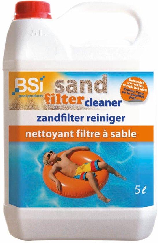 Zandfilter Cleaner 5L