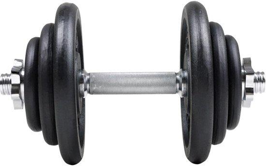 ScSPORTS® 20 kg Halterset Gietijzer 2x1,25 2x2,5 2x5 kg