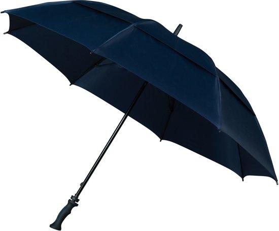 Falcone® Extra Strong - Stormparaplu - Ø 130 cm - Blauw
