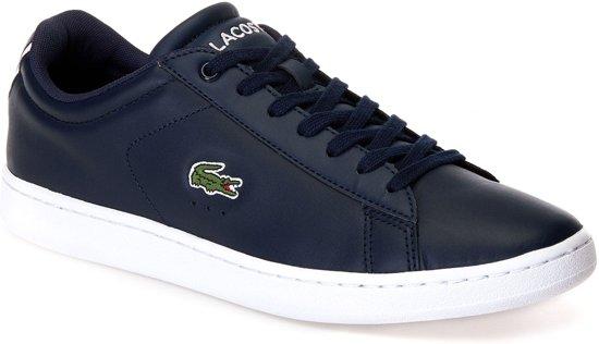 Carnaby Sneaker Mannen Lacoste SneakersMaat wit Zwart 45 1JFuTK53lc