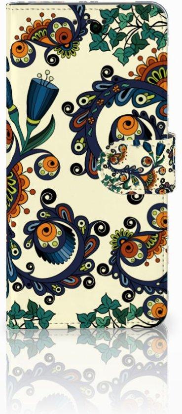 Huawei Mate 20 Pro Boekhoesje Design Barok Flower