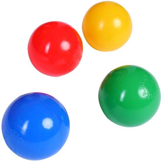 Ballenbak met 200 ballen