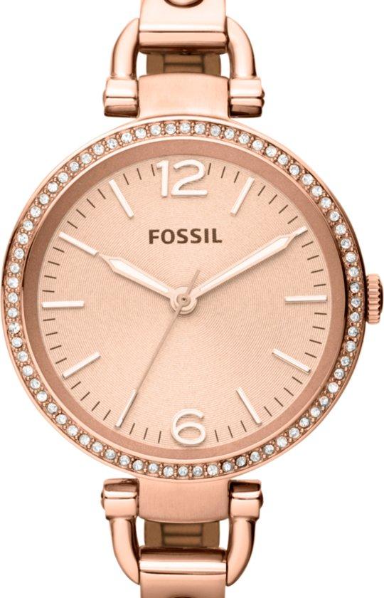 Fossil Georgia Horloge