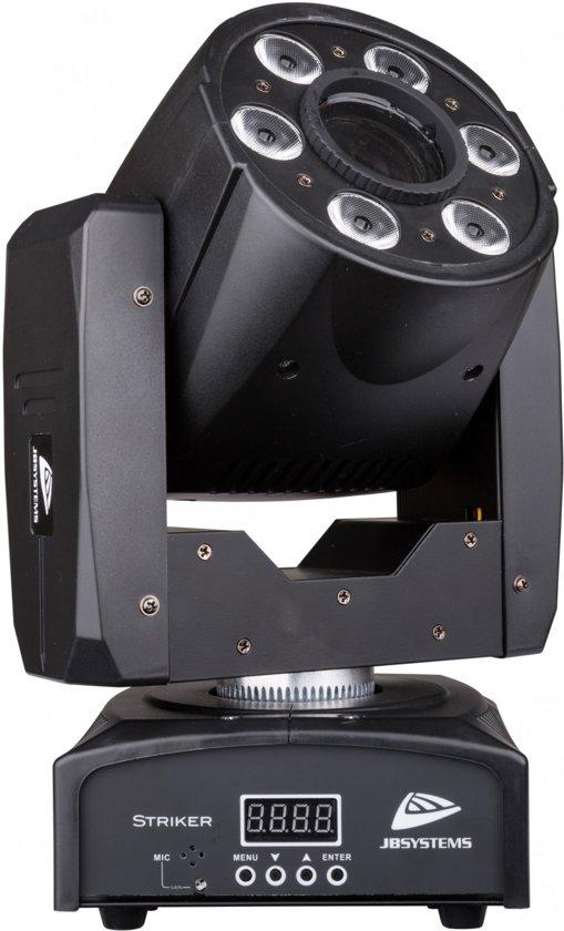 JB-Systems STRIKER - Compacte LED moving spot
