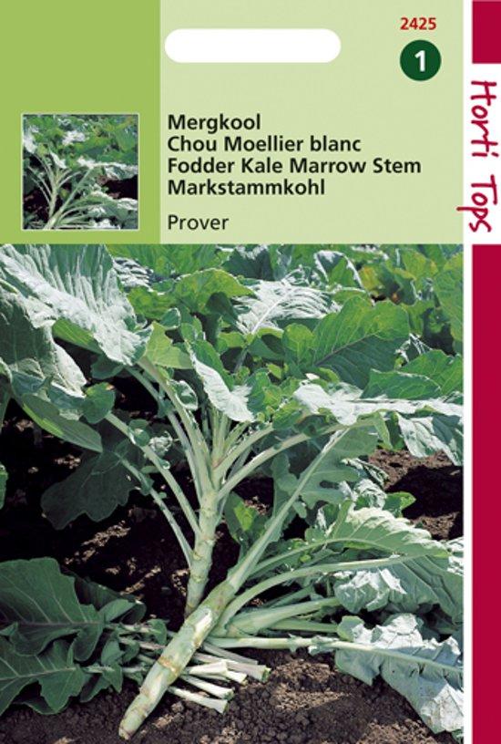 Hortitops Zaden - Mergkool groene of witte