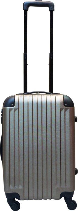 Castillo Denver Handbagagekoffer - 55 cm - Champagne