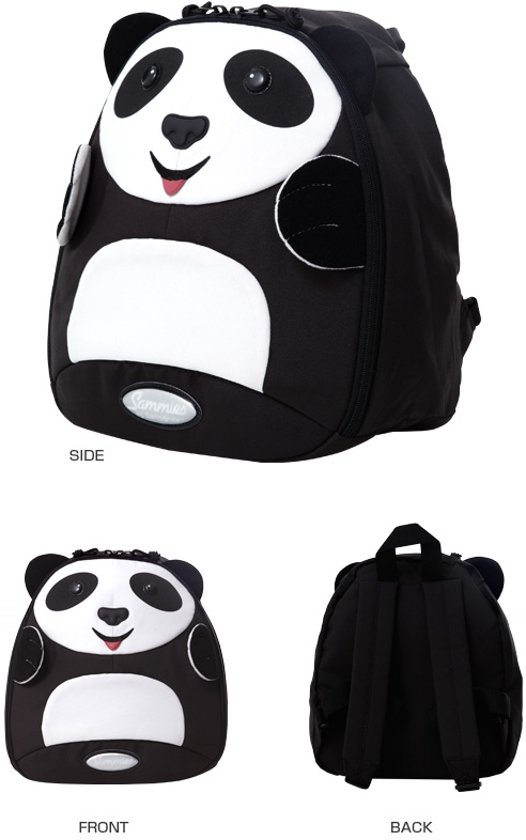 9ca58ec05ef Samsonite Sammies Panda Rugzak Rugtas voor peuter / kleuter school heel  lief!