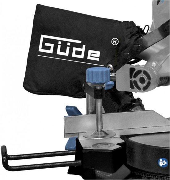 Güde GRK 190/150 Radiaal afkortzaag 1200 Watt Max 210 mm