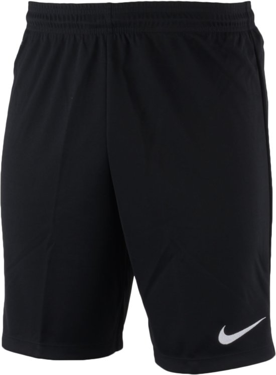 Nike Park Ii Knit Nb Sportshort Heren - Black/White