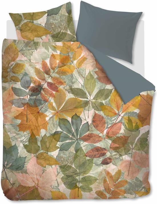 Beddinghouse Leafage - Dekbedovertrek - Eenpersoons - 140x200/220 cm - Multi