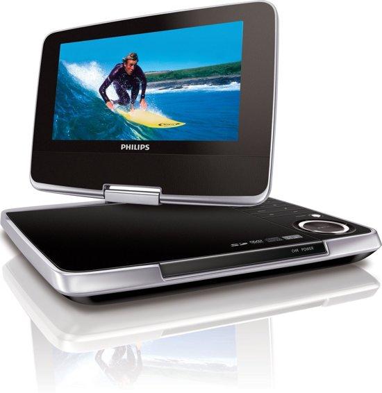 Philips PD7060 - Portable Dvd-speler - 1 scherm - 7 inch