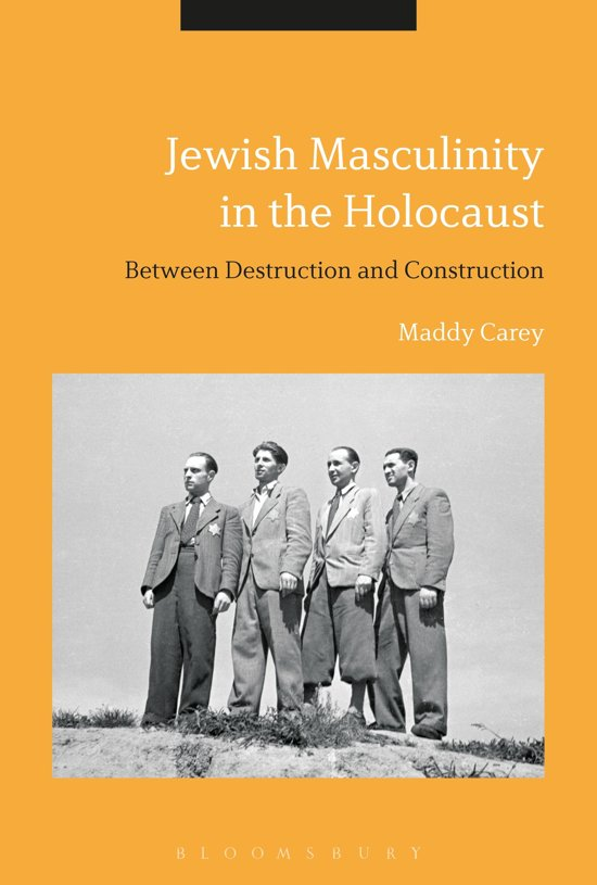 jewish masculinity The purpose of this research is to explore the construction of a new masculinity by investigating the relationship between the jewish identity and that of the biker using data from participant observation and in-depth interviewing, the author investigates the ways in which identity is constructed and maintained for a group of jewish harley.