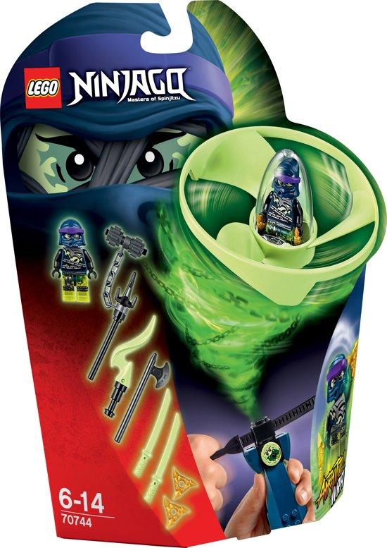 Bol com lego ninjago airjitzu wrayth flyer 70744 lego speelgoed
