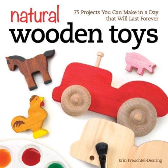 Bolcom Natural Wooden Toys Erin Freuchtel Dearing