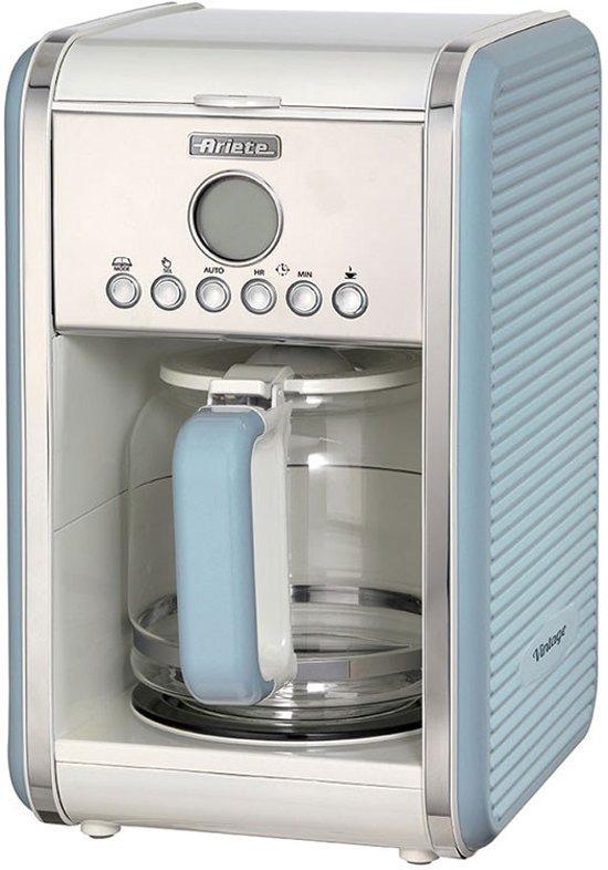 Ariete Koffiezetapparaat 1.7 L Blauw