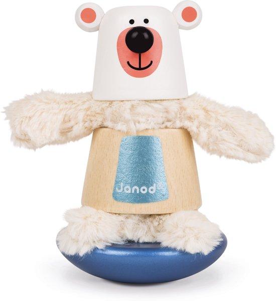 Afbeelding van het spel Janod Zigolos - stapeltuimelaar beer