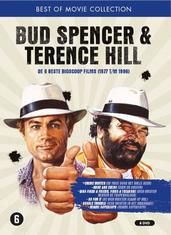 Bud Spencer & Terence Hill - Best Of Movie Collection (Exclusief bij bol.com)