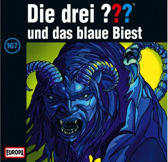 167/Und das blaue Biest