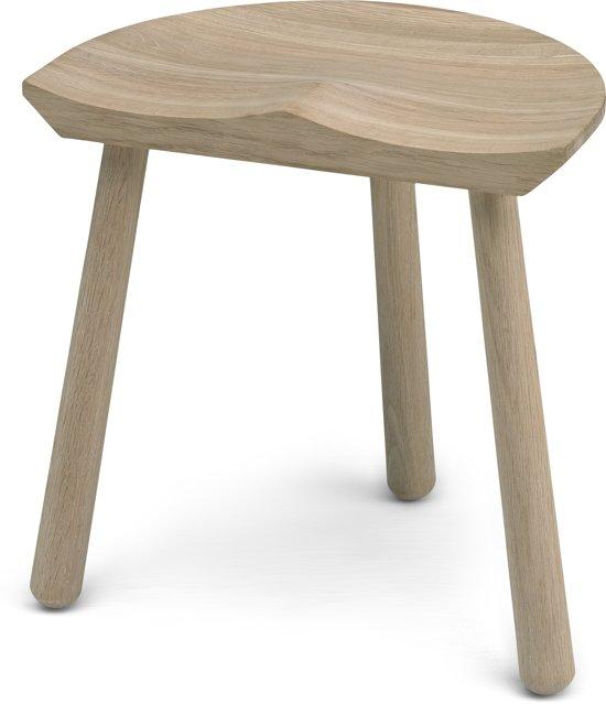 bol.com | Badkamer krukje Eiken Skagerak / douche zitje /Cobbler stool