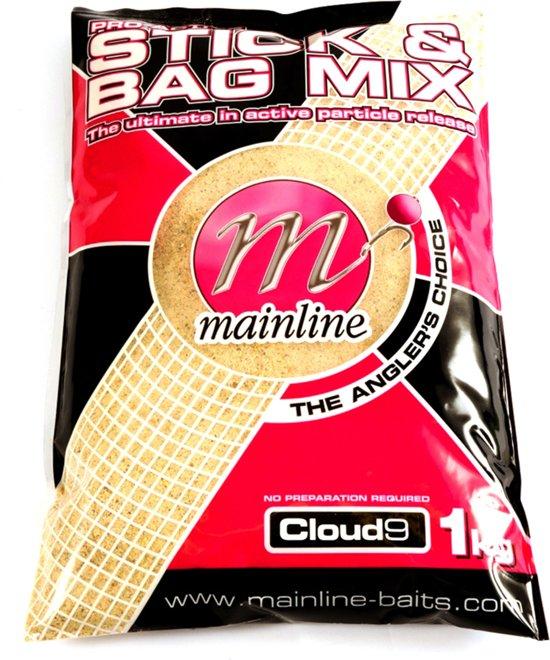 Mainline Pro Active Bag & Stick Mix | Cloud 9 |1kg